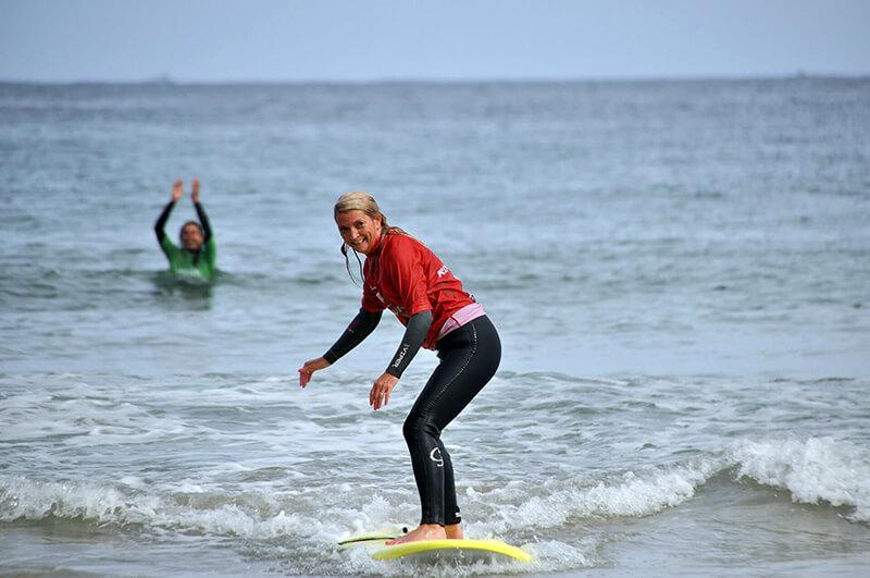 SeaChange Retreats - Surfing
